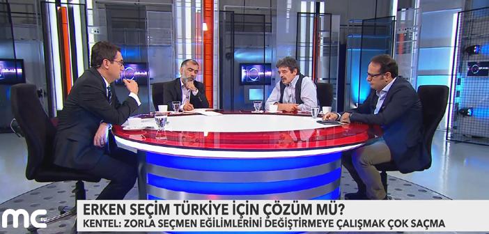 Erken Seçim Türkiye İçin Çözüm mü?
