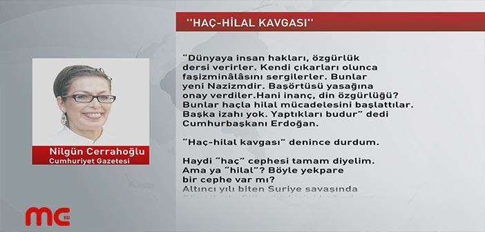 Köşeden Nilgül Cerrahoğlu 18.03.2017